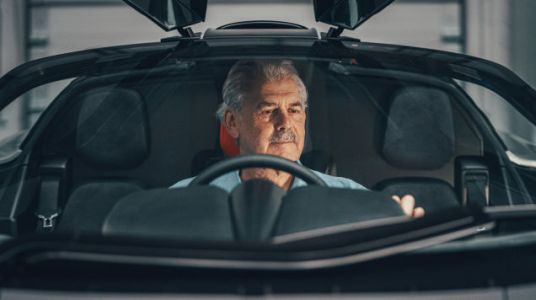 Gordon Murray Doesn't Care About Your Hybrid Hypercar And Hopes You Drive Your T.50