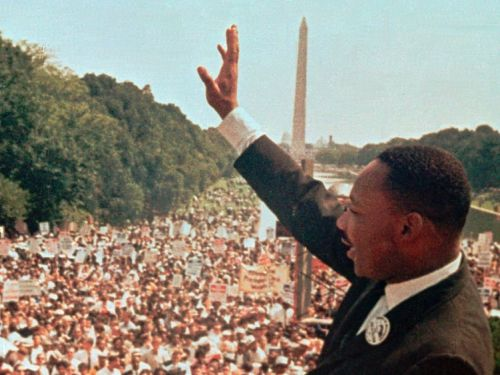 Martin Luther King Jr. said economic justice was essential to equality