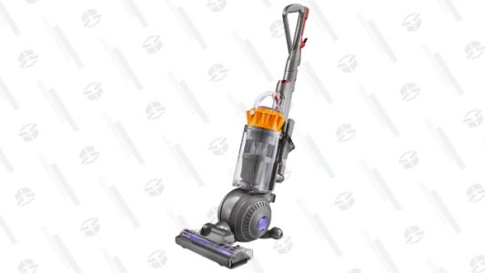 Snag a Powerful Dyson Ball MultiFloor Upright Vacuum for Just $220, a 45% Savings