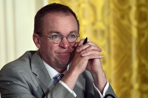 White House set to ditch Mulvaney's 'acting' status