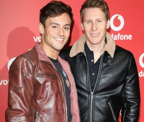 Tom Daley and Dustin Lance Black Announce They're Expecting in the Cutest Way Possible
