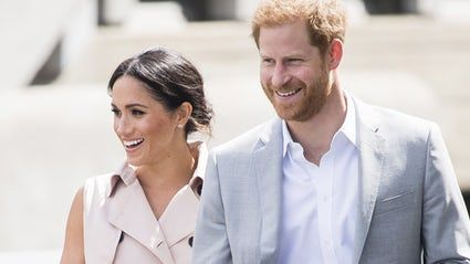 Prince Harry And Meghan Markle Reportedly Got A New Dog Together Earlier This Summer