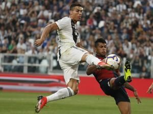 Madrid needs win in Champions League, Ronaldo back at United