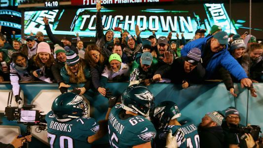 10 craziest moments in Philly after Eagles clinch Super Bowl berth
