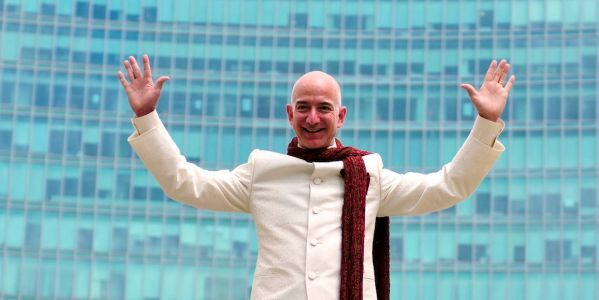 Amazon just got its highest price target ever - and could be worth $1.3 trillion