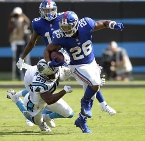 Despite poor start, the Giants have shot in weak NFC East