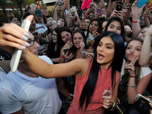 The most popular celebrity in every state
