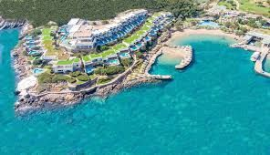 Elounda Peninsula All Suite Hotel opens seafront pool on the island of Crete