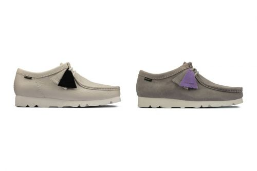 Clarks Originals Refreshes Its GORE-TEX Wallabees for SS21