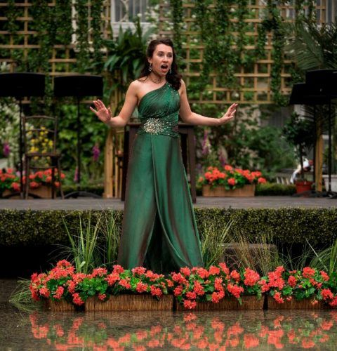 The Merrion in Dublin Presents 'Opera in The Garden' With The Wexford Festival Opera