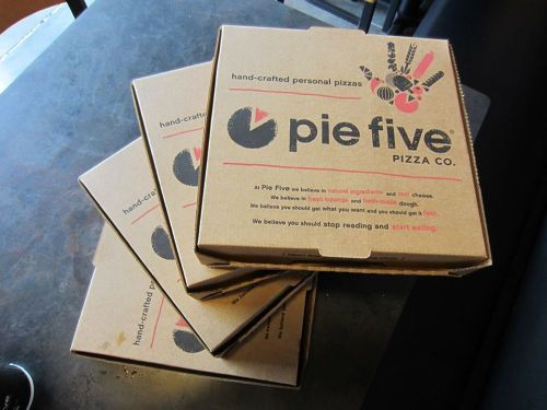 Pie Five Delivers On Delivery