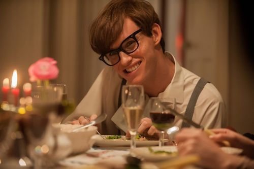 Here's what Eddie Redmayne, who played Stephen Hawking in 'The Theory of Everything,' said about his death