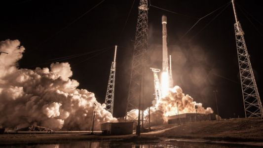 SpaceX's Ambitious Internet Satellite Project Is Set to Launch This Weekend