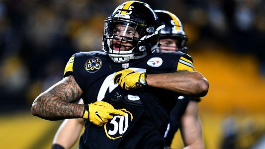 Watch: Ryan Shazier Facetimes Steelers teammates after playoff-clinching win over Ravens