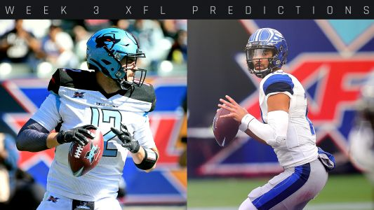 XFL Week 3 odds, picks, predictions: Houston Roughnecks, DC Defenders continue domination