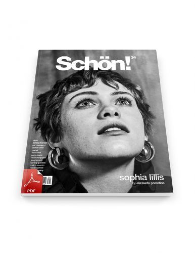 Schön! 34 | Sophia Lillis by Elizaveta Porodina | eBook Download