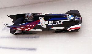 Canada's Humphries opens World Cup bobsled with win