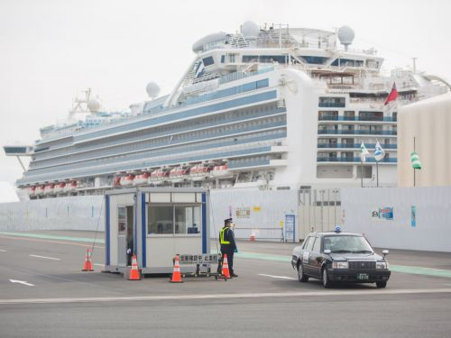 More than half of all coronavirus cases outside China are from the Diamond Princess, but the cruise ship is already planning to set sail again in April