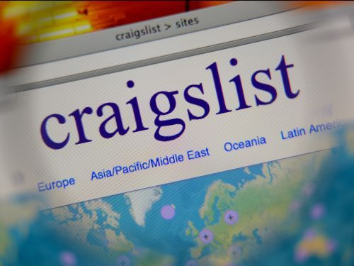 A sex trafficking bill passed by Congress has forced Craigslist to shut down its personals section