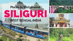 The state govt will shortly be developing new tourist spots close to Siliguri
