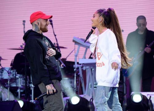 It Looks Like Ariana Grande's New Album Will Feature A Track About Mac Miller