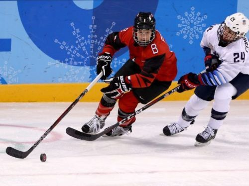 Scott Stinson: Some of the world's best athletes play women's hockey. So why aren't more people paying attention?