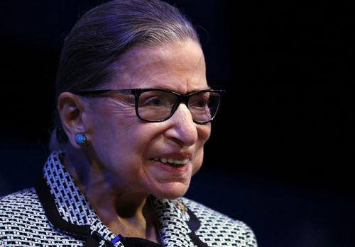 Ginsburg hospitalized for 'possible infection'
