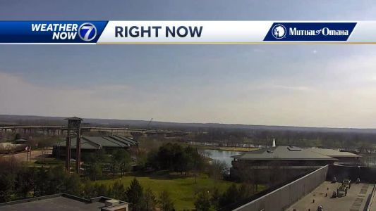 Great day to get outside on Earth Day, mild weather continues to start the work week