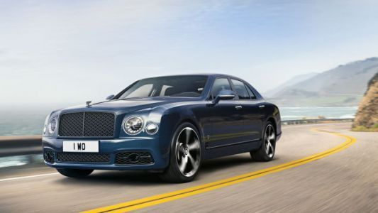 Bentley Says Goodbye To Its 60-Year-Old 6.75-Liter V8 With A Special Edition Mulsanne