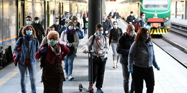 Easing Italy's lockdown now could trigger as many as 18,000 new coronavirus deaths over 8 weeks, according to new research