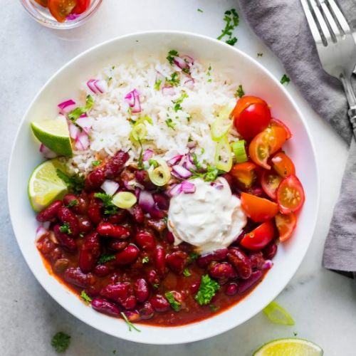 Instant Pot Red Beans
