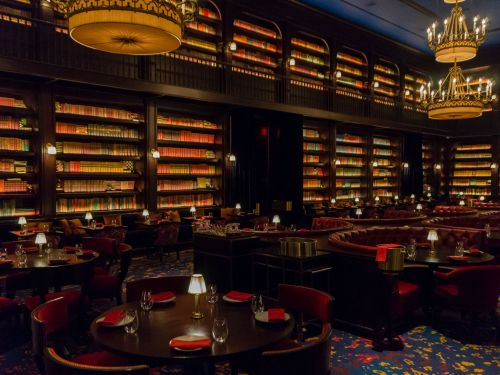 Daniel Humm and Will Guidara's NoMad Restaurant Makes Its Vegas Debut