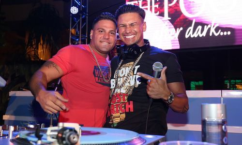 Pauly D Supports 'Jersey Shore' Buddy Ronnie Ortiz-Magro Amid His Very Public Breakup