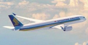 Singapore Airlines nonstop service to Sea-Tac Airport