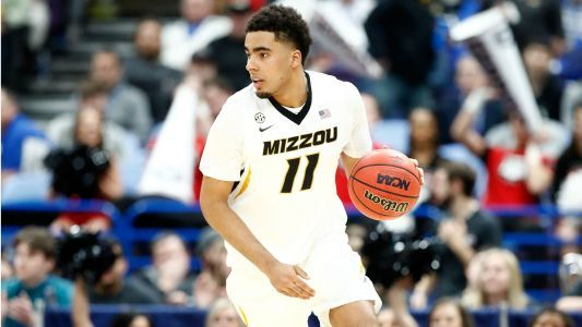 Missouri's Jontay Porter has re-torn ACL, report says