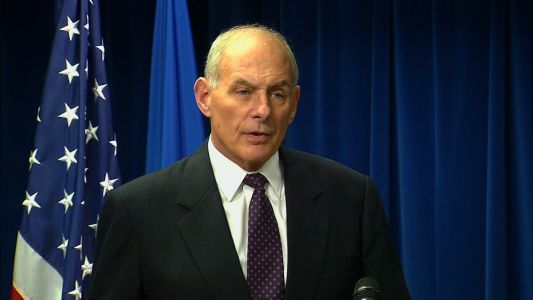 Trump: Chief of staff John Kelly will leave job at end of the year