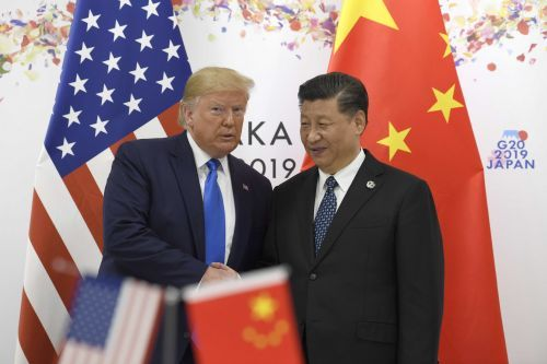 President Trump says US, China have reached trade deal