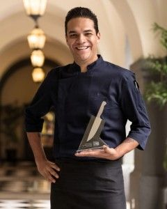 Tonatiuh Cuevas Named Best Four Seasons Chef in the Americas in First Ever Culinary