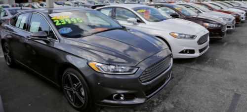 Here Is Why You Shouldn't Expect A Bargain On A Pre-Owned Sedan