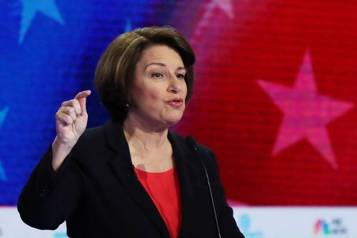 How Amy Klobuchar would improve care for seniors