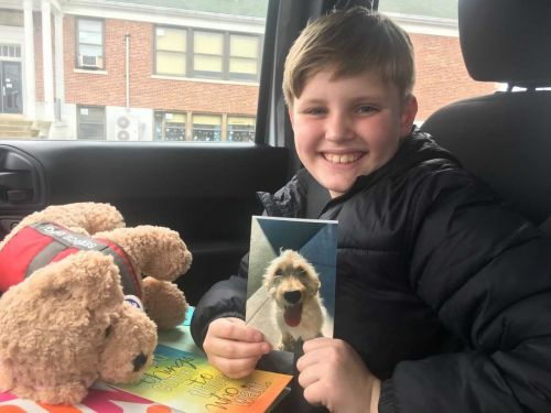 Community raises enough money for 9-year-old Kentucky boy to get diabetic alert dog