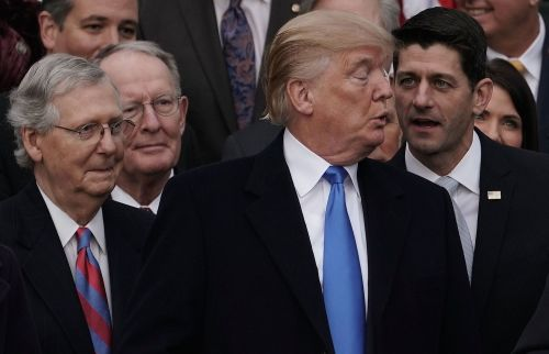 'S--hole,' 'S--house,' or 'S--storm': GOP struggles to spin Trump's reported comment on immigration