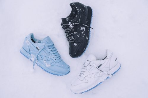 Raised By Wolves Updates the Reebok Classic Leather With GORE-TEX