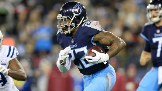 Derrick Henry injury update: Titans running back returns to practice after long absence