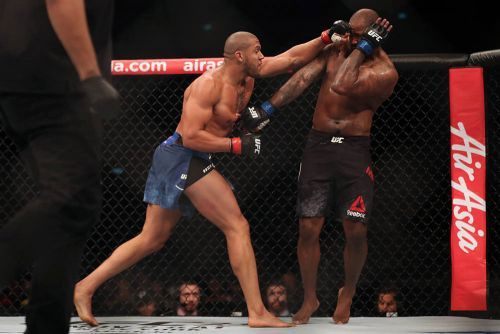 Ciryl Gane 'not in a rush' but confident he has skills to make UFC title run