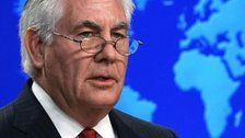 Rex Tillerson Spent $1 Million In Taxpayer Money Flying Around The Country, Watchdog Group Estimates