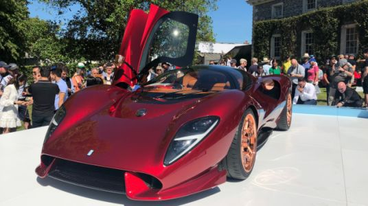 De Tomaso Says It Is Coming To America Because Our Car Industry Has Lost Its Way