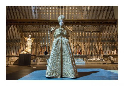A Look Inside 'Heavenly Bodies: Fashion And The Catholic Imagination' At The MET