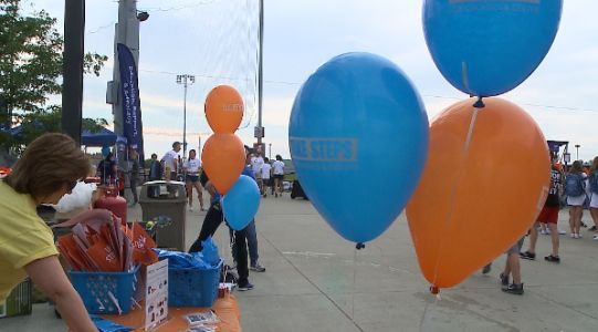 Take Steps event brings community together to help fund raise for Crohn's and Colitis Foundation