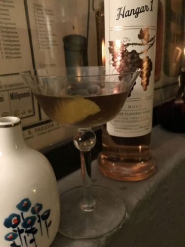 What I'm Drinking: One More Look with Hangar 1 RoséVodka